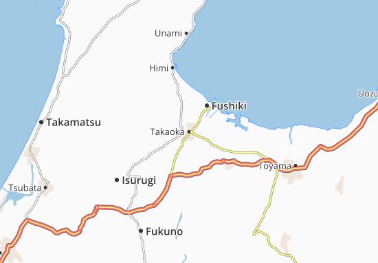 Takaoka Map