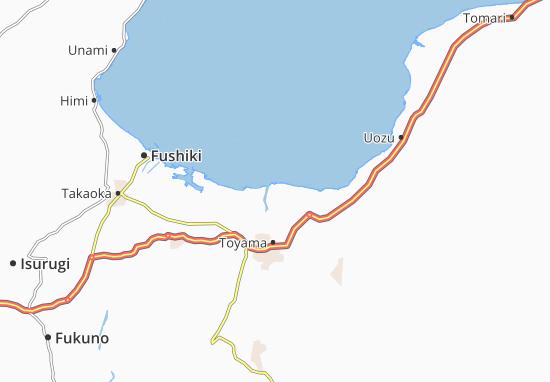 Higashi-Iwase Map