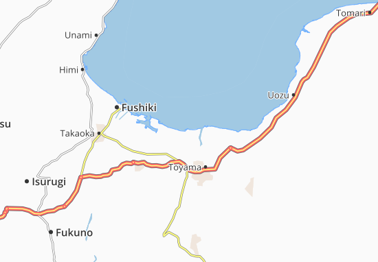 Yokata Map