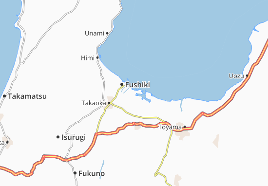 Shimminato Map
