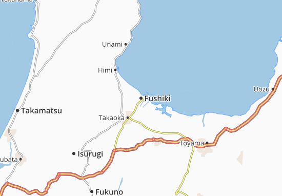 Fushiki Map