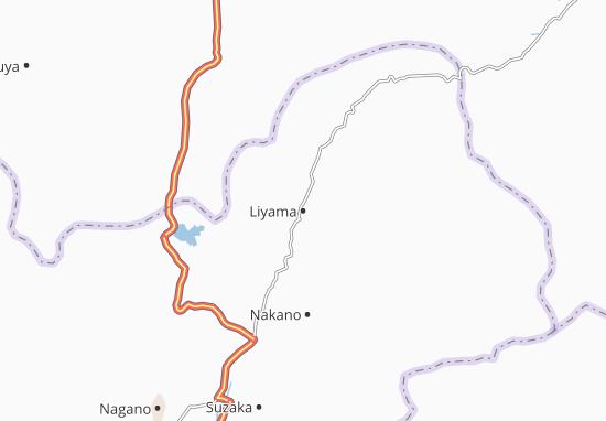 Liyama Map