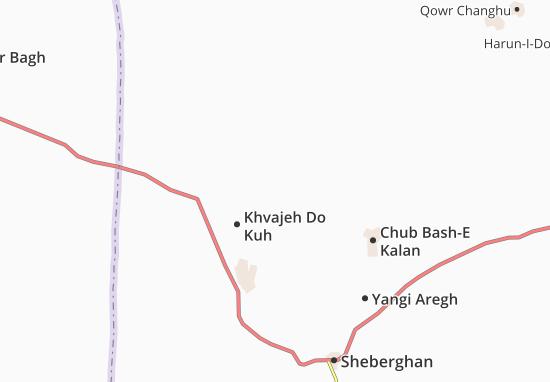 Saltiq Kalan Map