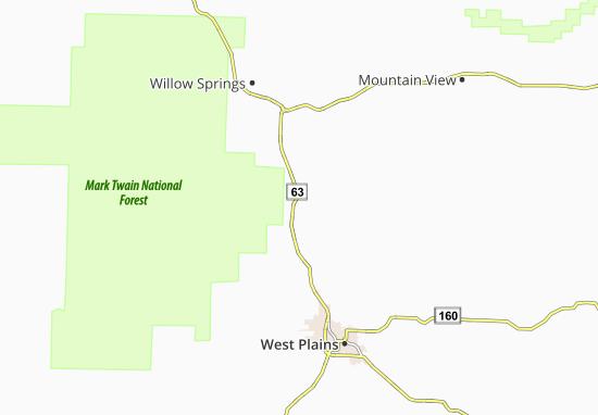 Pomona Map
