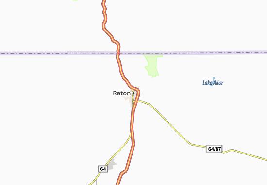 Raton Map