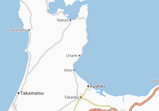 Unami Map
