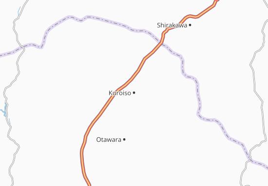 Mappe-Piantine Kuroiso
