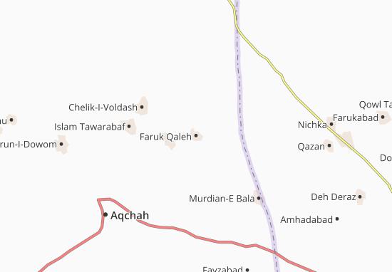 Mappe-Piantine Faruk Qaleh
