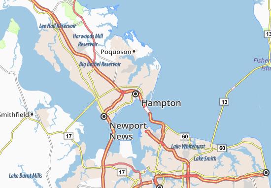 Mappe-Piantine Hampton
