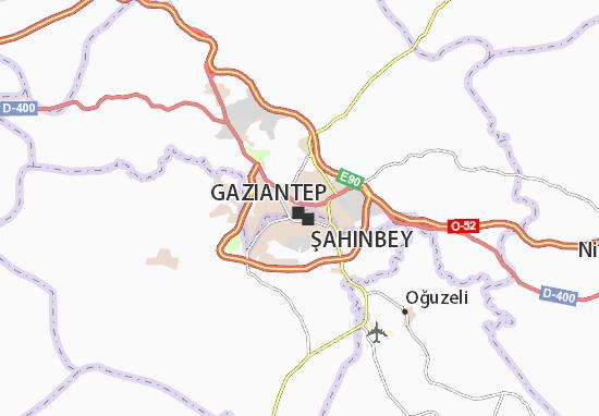 Mappe-Piantine Şehitkamil