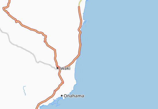 Yotsukura Map