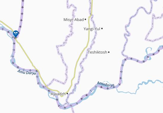 Mapas-Planos Khoshadi