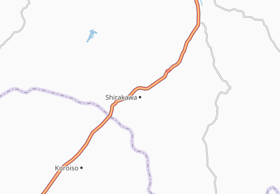 Mapas-Planos Shirakawa