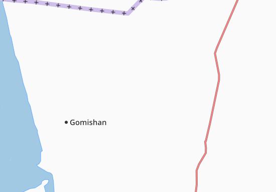 Mappe-Piantine Padegan-e Shah Mazra'eh