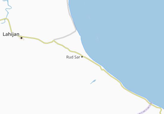 Kaart Plattegrond Rud Sar