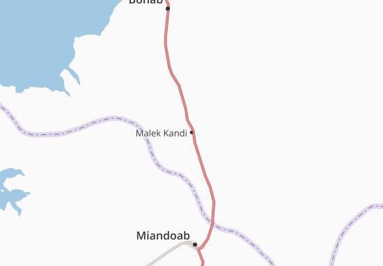 Mapas-Planos Malek Kandi
