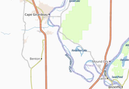 Fayville Map