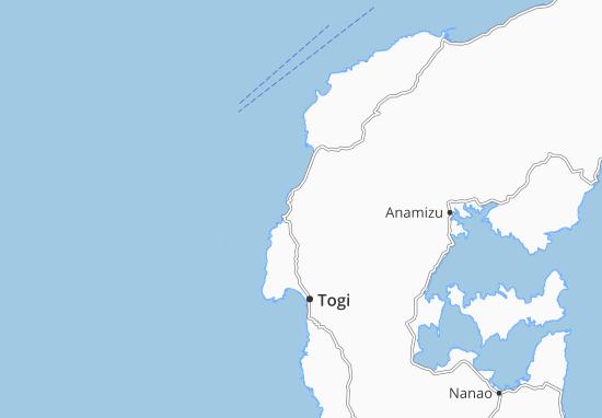 Tsurugiji Map