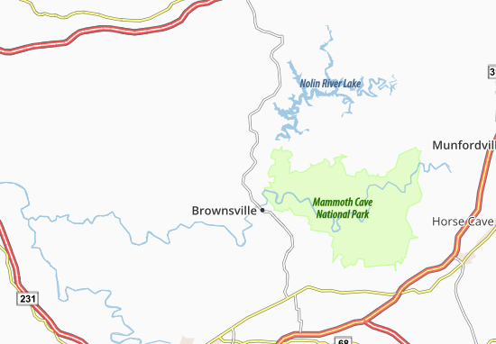Lindseyville Map