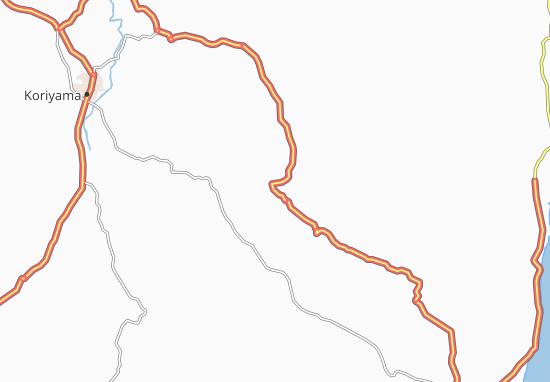 Ononiimachi Map