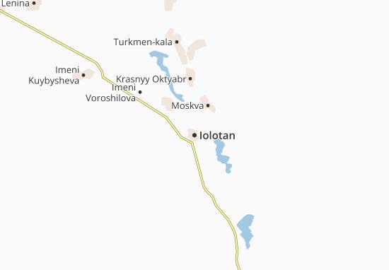 Mapa Plano Iolotan