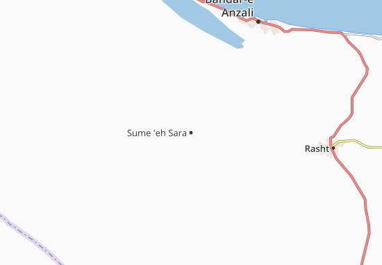 Mappe-Piantine Sume 'eh Sara