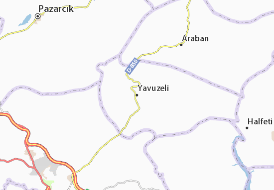 Mappe-Piantine Yavuzeli