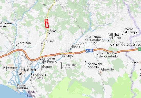 Niebla Map