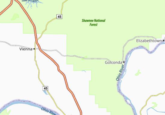 Dixon Springs Map