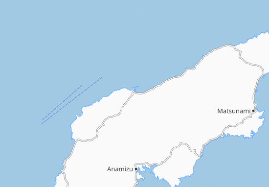 Mappe-Piantine Wajima