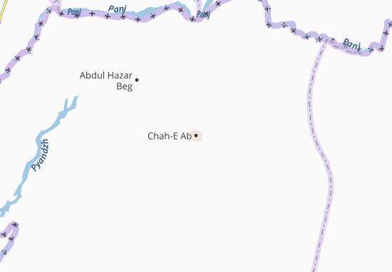 Mapa Plano Chah-E Ab