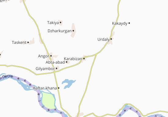 Mappe-Piantine Karabizan