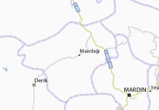 Mappe-Piantine Mazıdağı