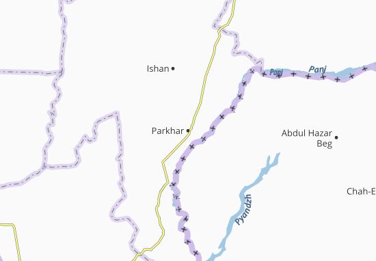 Mapas-Planos Parkhar