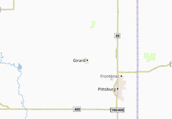 Carte-Plan Girard
