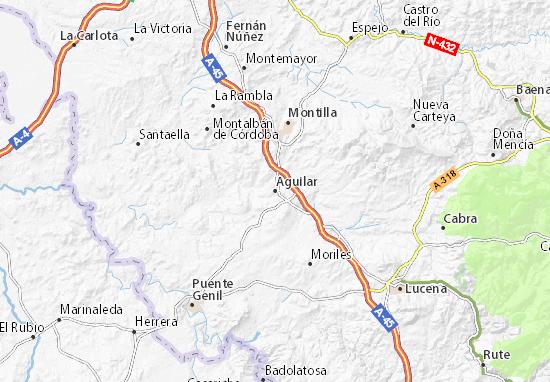 Aguilar Map