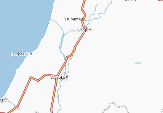 Mitsuke Map