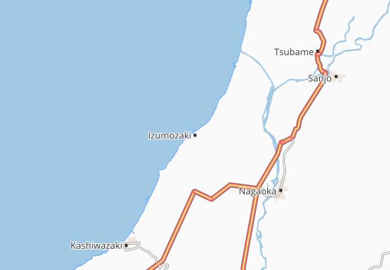 Mapas-Planos Izumozaki