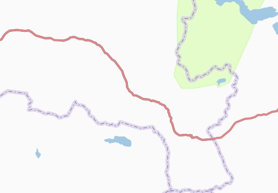 Dzhiland Map