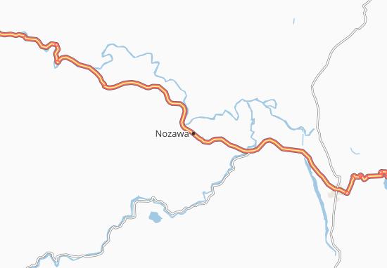 Mappe-Piantine Nozawa