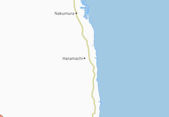 Mapas-Planos Haramachi