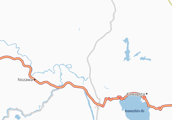 Kitakata Map