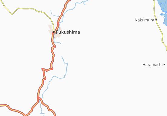 Kawamata Map
