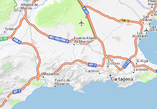 Map of La Manchica Michelin La Manchica map ViaMichelin – Tourist Attractions Map In La