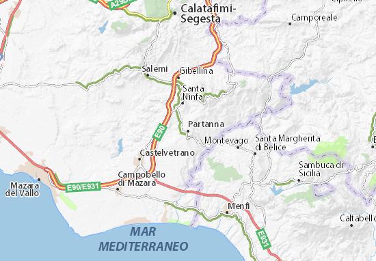 Mappe-Piantine Partanna