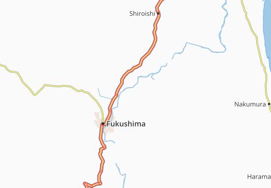 Hobara Map