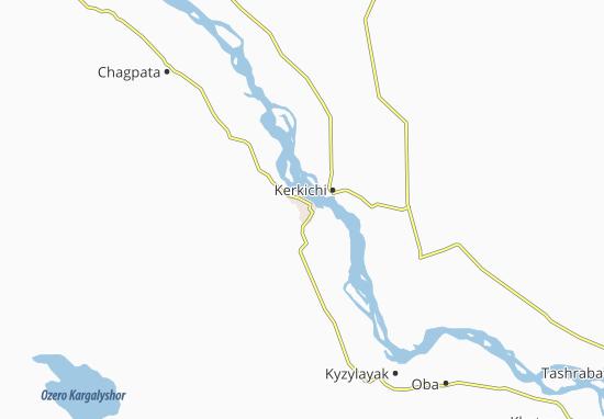 Mapas-Planos Kerki