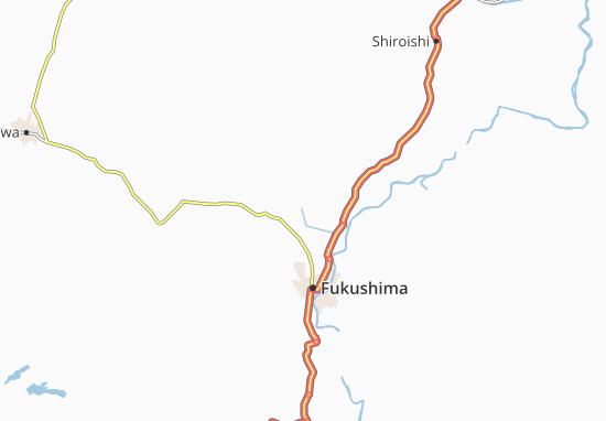 Lizakamachi Map