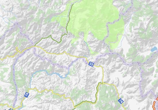 Kalývia Map