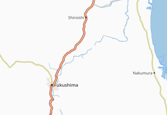 Yanagawa Map
